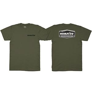 Komatsu T Shirts